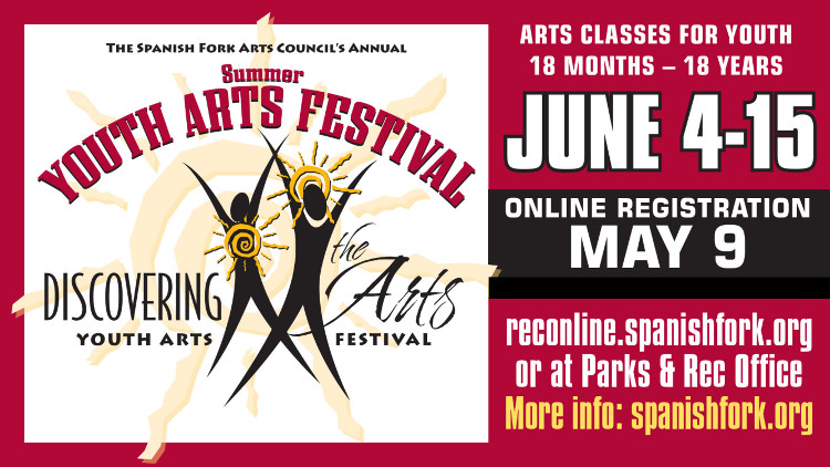 Reconline Spanish Fork >> Youth Arts Festival