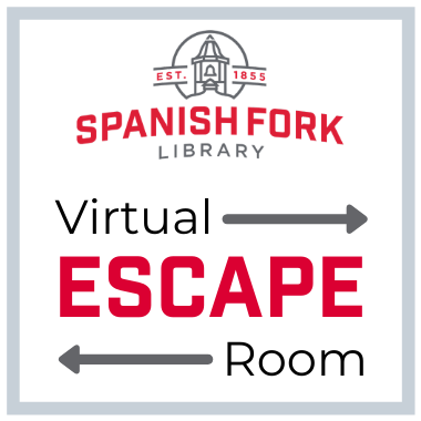 Spanish Fork Library - Virtual Escape Room