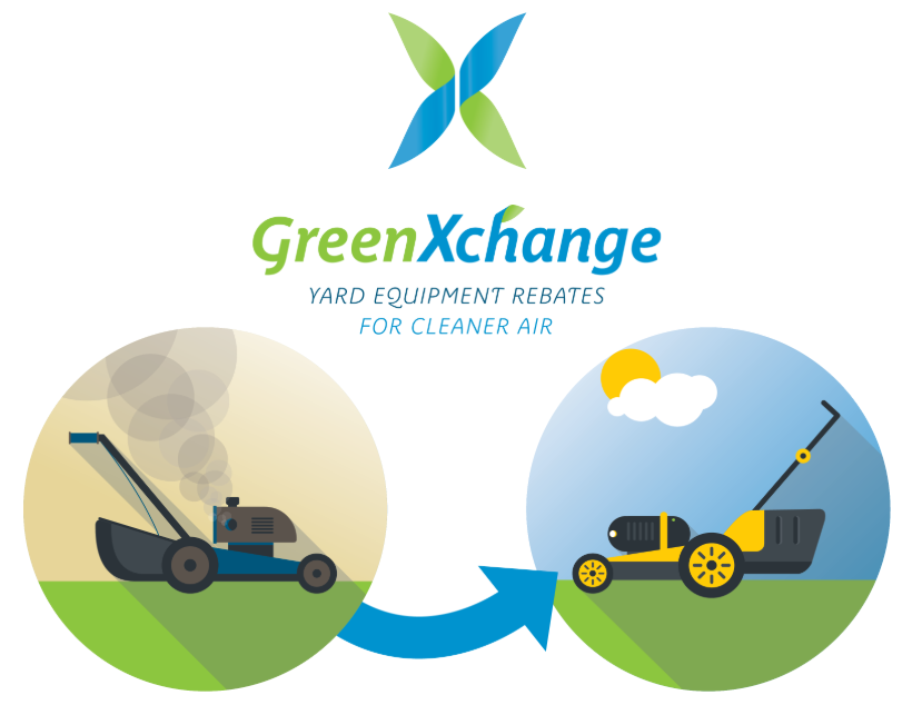 Green Xchange program logo